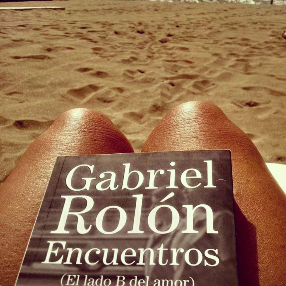 #playa #lectura y nothing else matters
