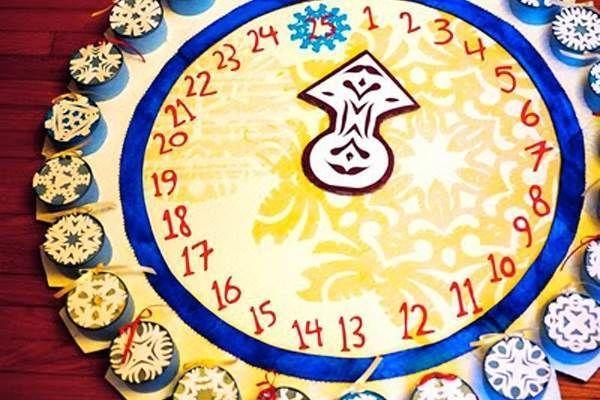 Christmas Advent Countdown Calendar Wallpaper Advent Christmas