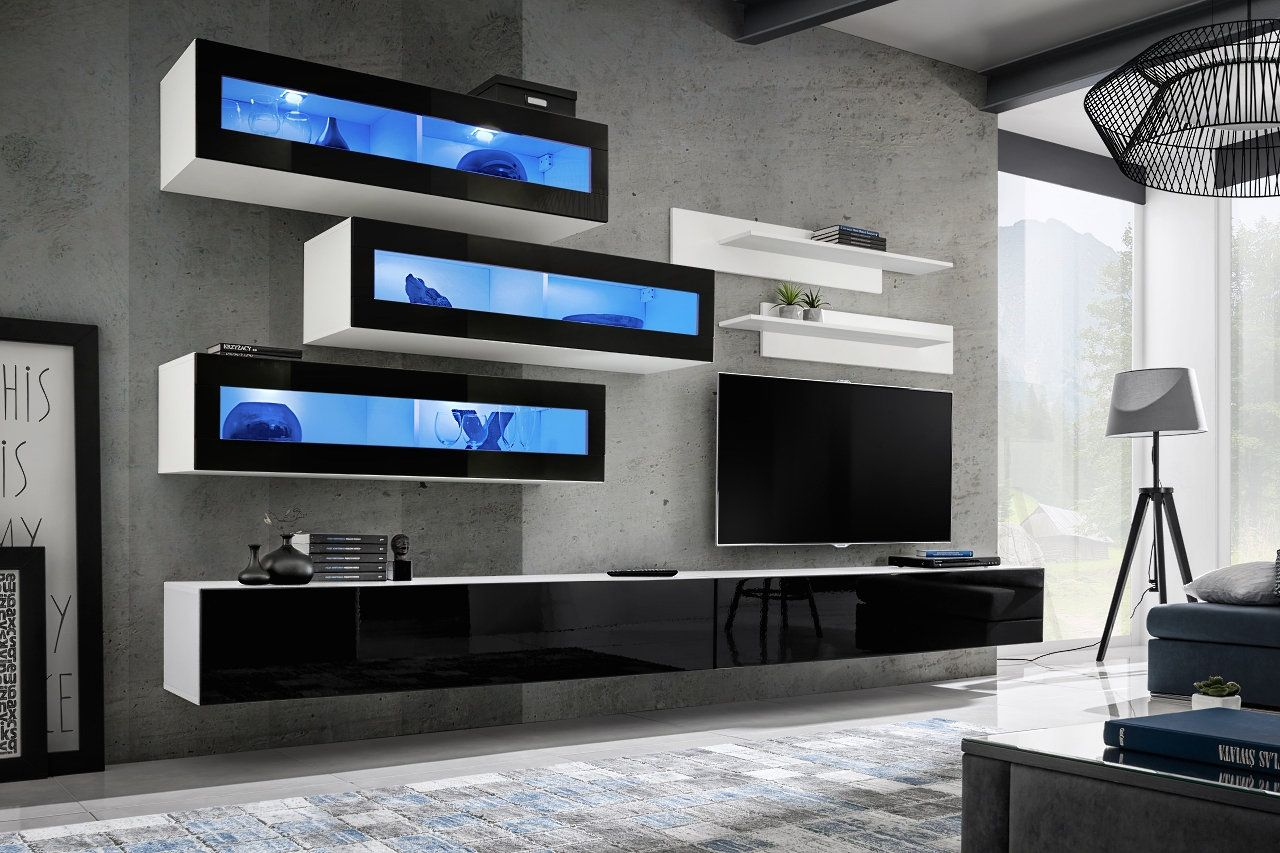 Meuble Tv Meuble Tv Hifi Meuble Tv Moderne Meuble Tv Led Meubles Tv Design Meuble Tv Mural Living Room Tv Wall Modern Tv Room Living Room Wall Units