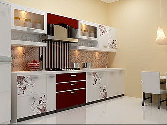 Modular Kitchen Thrissur Nano Kitchen And Interiors Kitchen Room Design Simple Kitchen Remodel Budget Kitchen Remodel