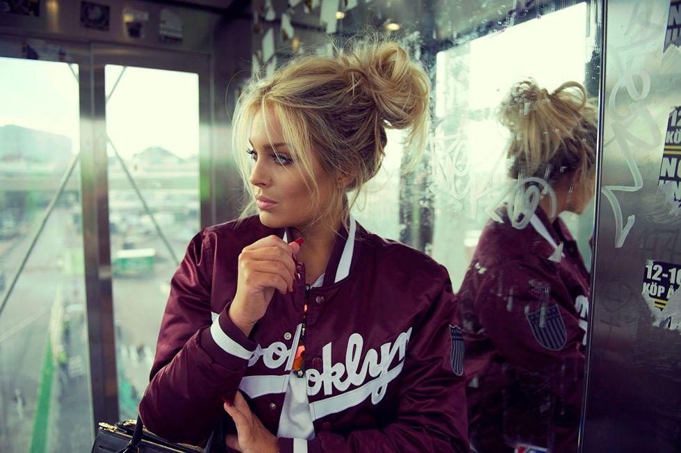Photo of FannyLyckman-Brooklyn-Baseball1