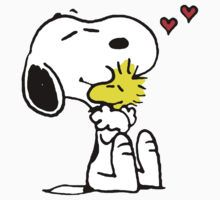 What Was The Name Of Snoopy The Dogs Bird Friend