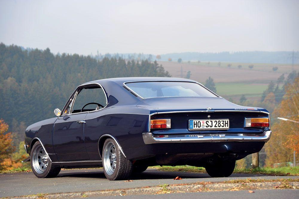 Opel Rekord O Quot Paiquot Do Nosso Querido Chevrolet Opala 12