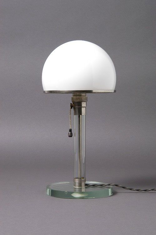 designisfine Wilhelm Wagenfeld & Carl J.... Bauhaus