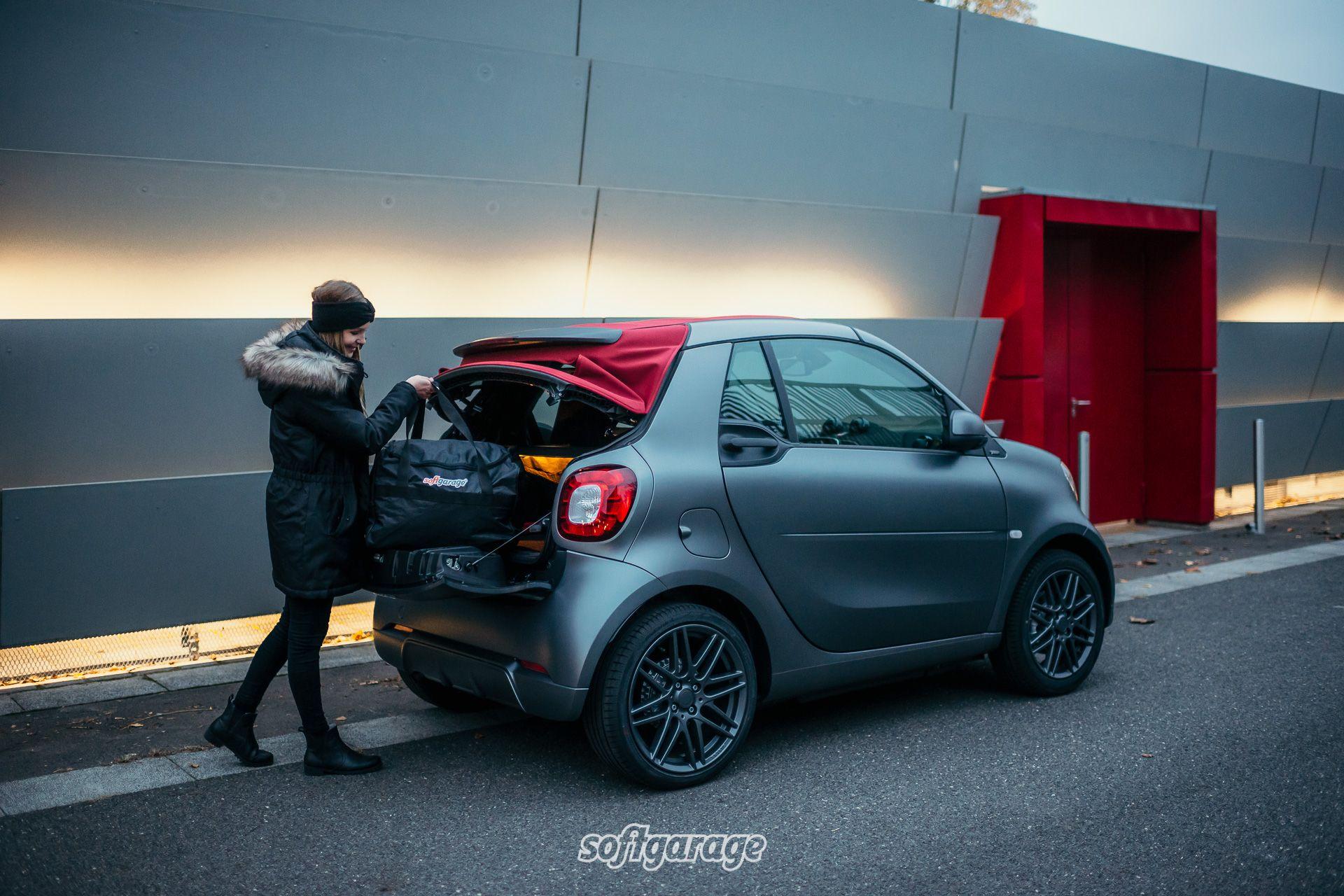 Smart Farben.Hightech Car Cover Für 2018 Smart Fortwo Cabrio Brabus