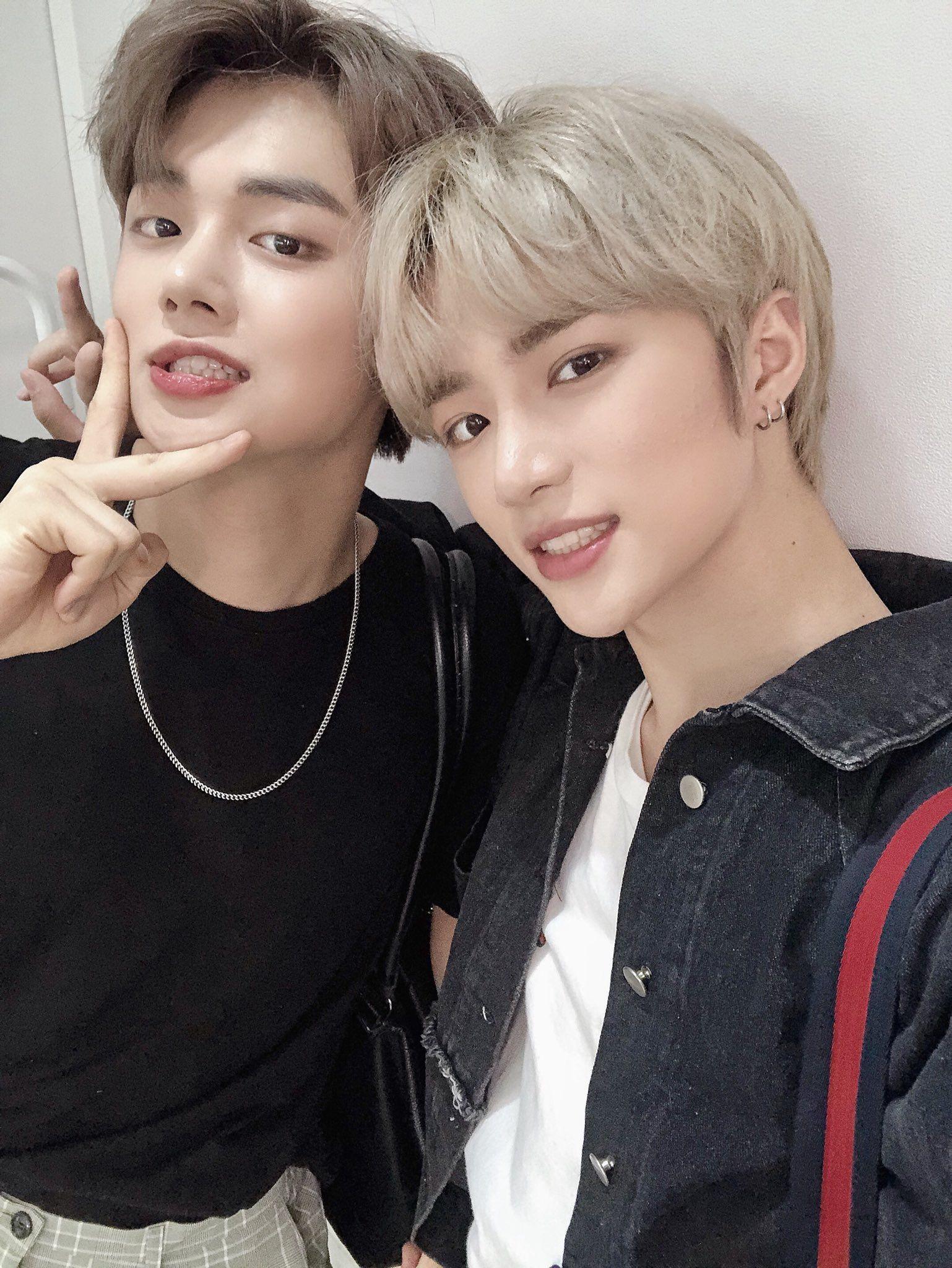Mi Crush Y Su Amigo Txt Kpop Celebrities