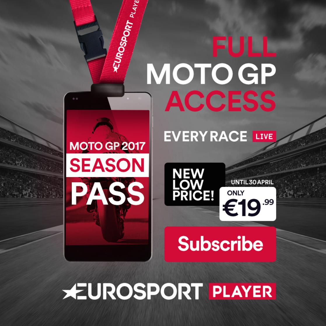 Eurosport Player Motogp Angebot