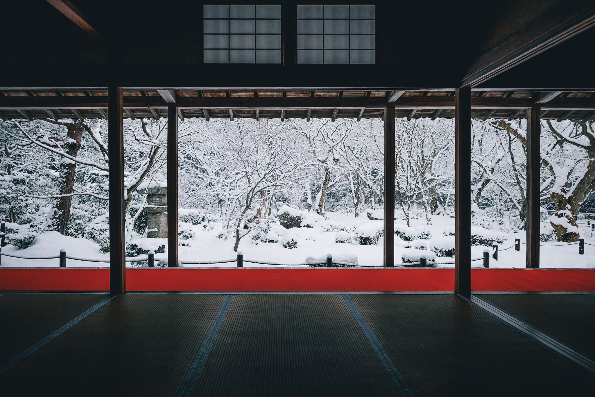 Winter in Kyoto by Takashi Yasui on 500px