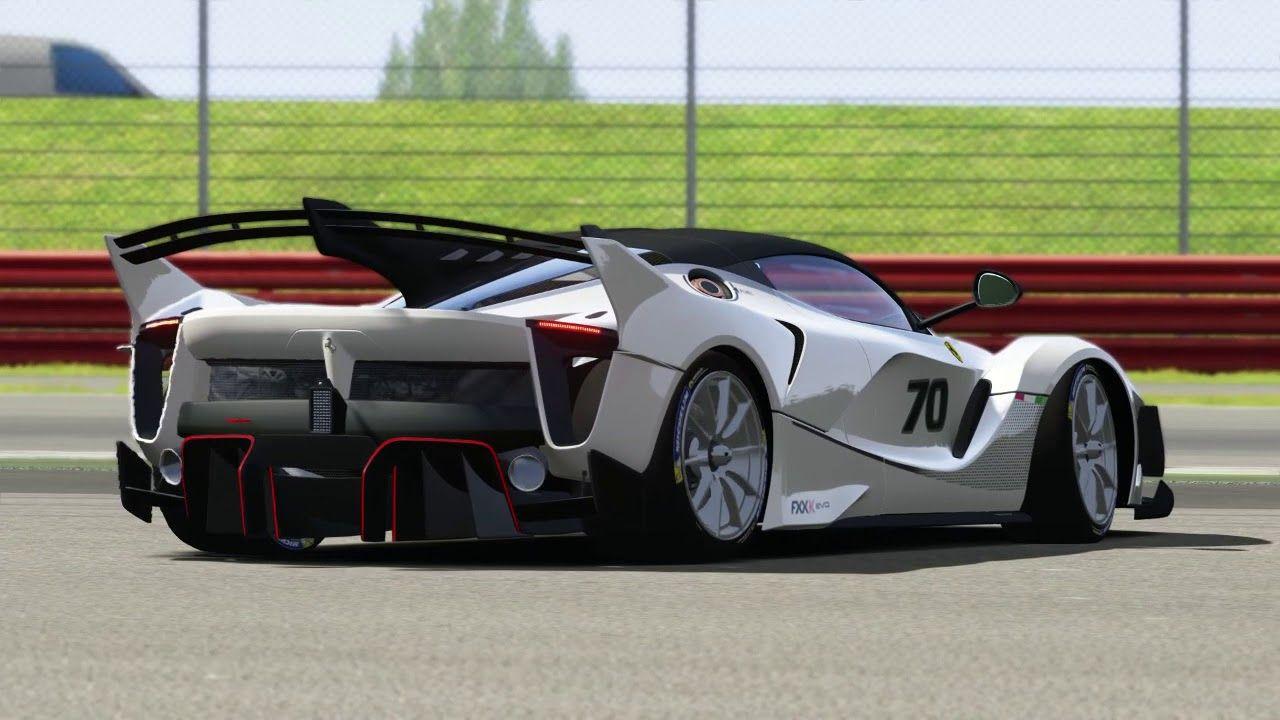 Ferrari Fxx K Evo Top Gear Testing Ferrari Fxx Ferrari Subcompact Suv Ferrari laferrari fxx k evo rear
