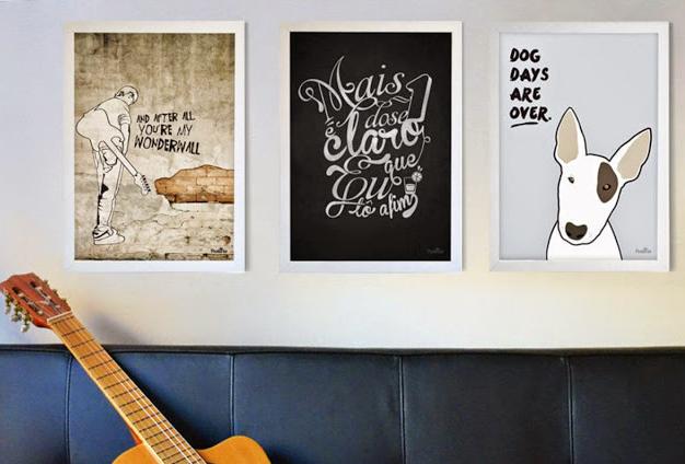 Posters e quadros