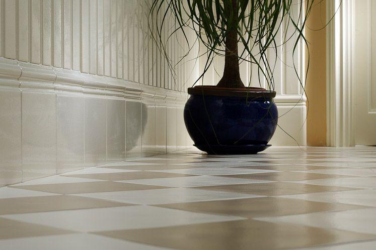 Beadboard Tile Boiserie By Grazia Ceramic Beadboard Tile