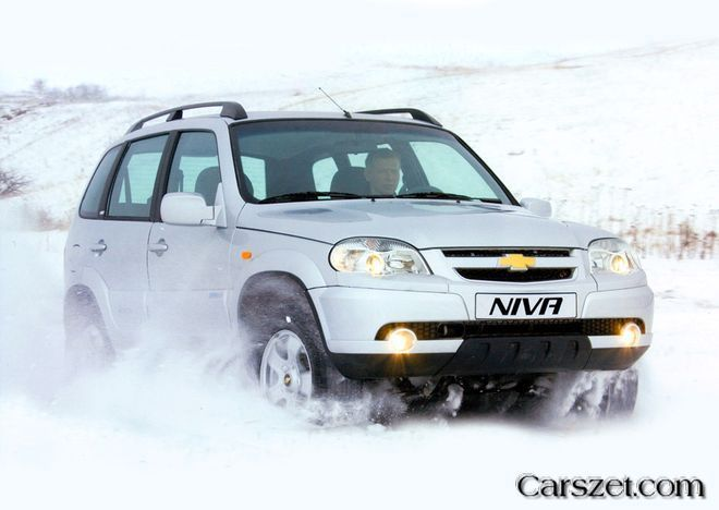 The New Generation Of 2018 2019 Chevrolet Niva Will Receive A