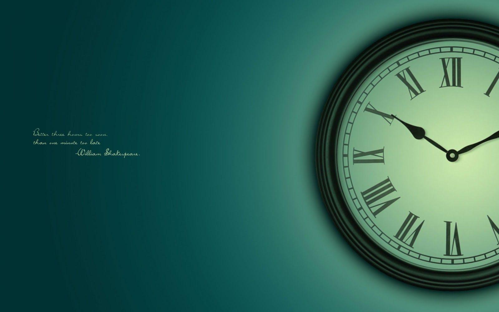clock hd desktop wallpaper inspire me pinterest hd desktop