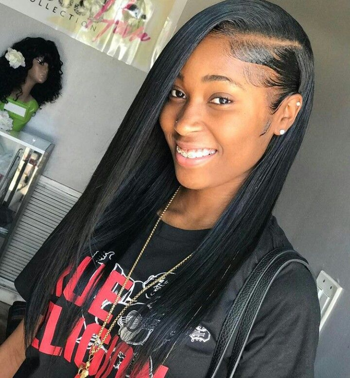 Pin By Misty Chaunti On Hairspiration Sew In Hairstyles Hair Styles Long Hair Styles