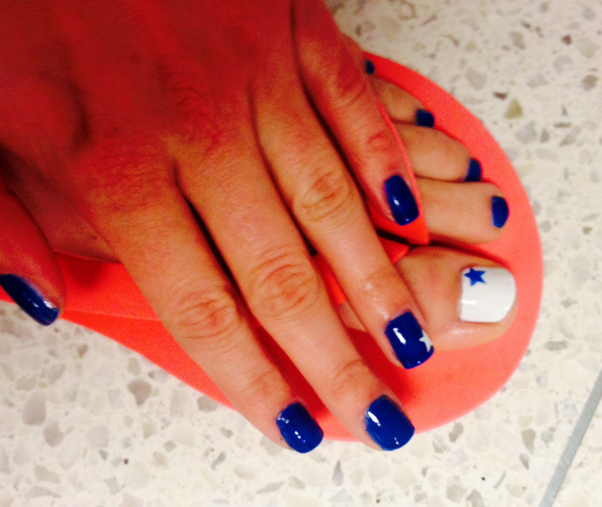 Dallas Cowboys nail art!! | Dallas Cowboys | Pinterest | Dallas ...