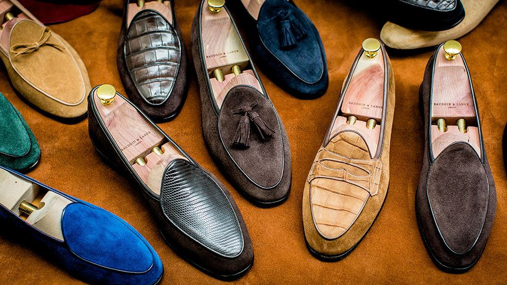 Meet the Emerging English Shoe Brand