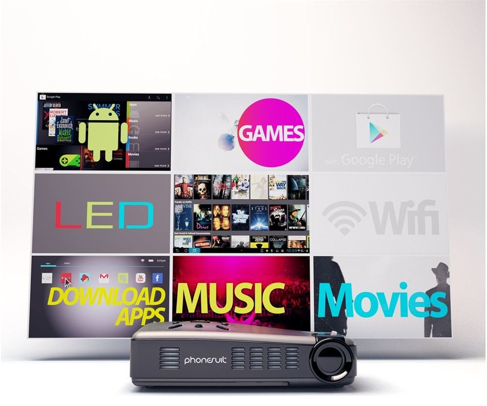 Wirelessly Stream your Favorite Apps & Media Anywhere