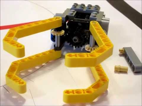 Quick Pinless Attachments for LEGO EV3 Competition Robots (Part 1 ...
