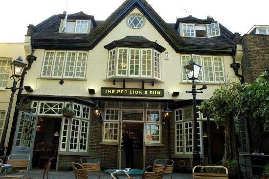 Red Lion & Son pub