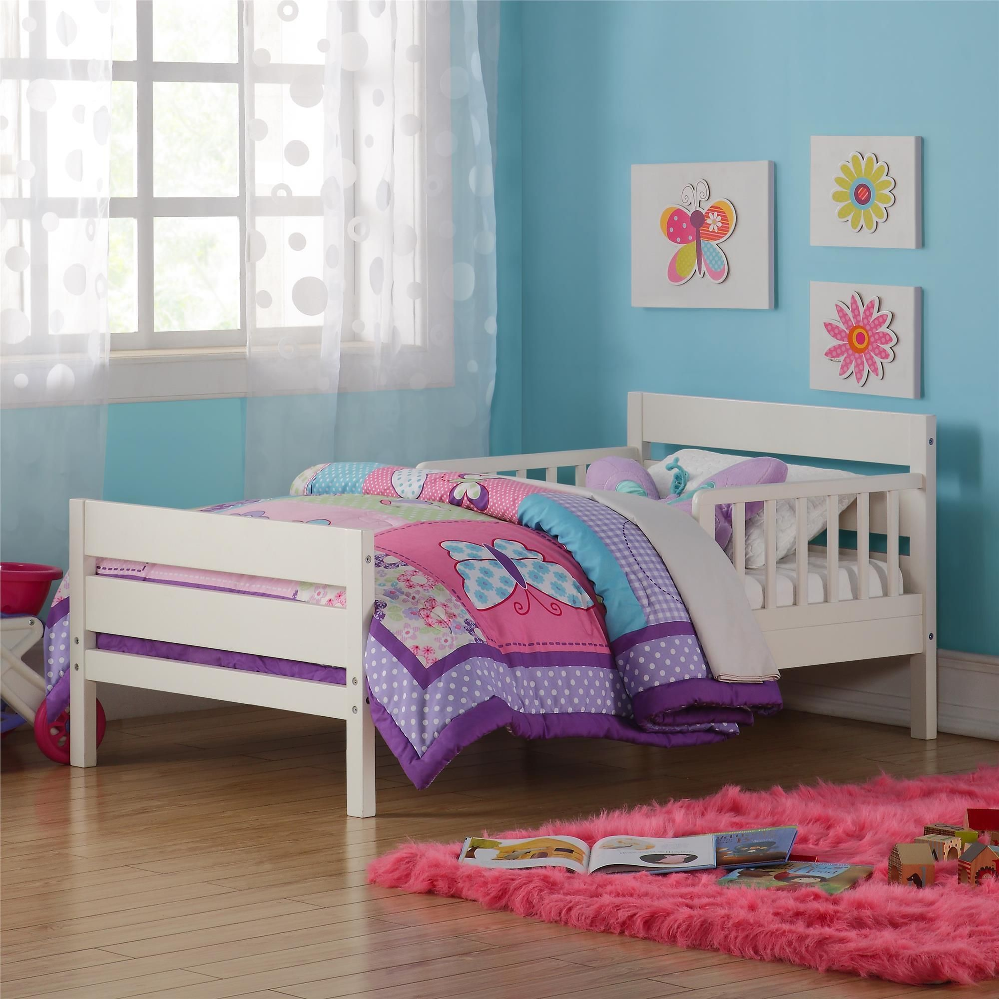 The Baby Relax Cruz Toddler Bed Is Perfect Transition Between Crib To Twin Or Full