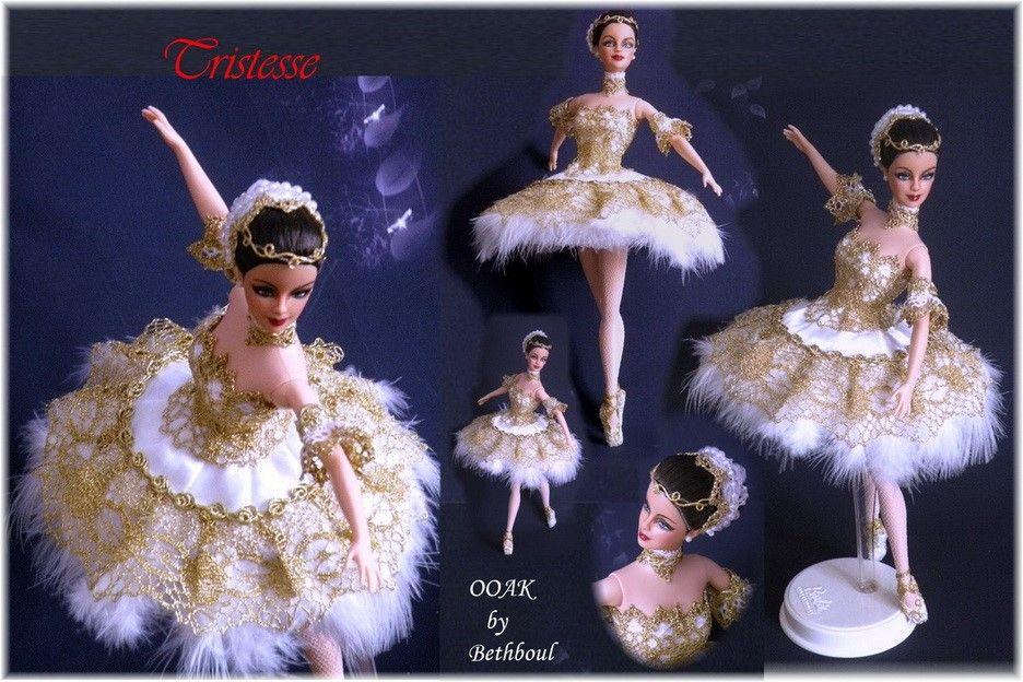 Ballerina Tristesse