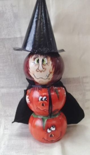 Happy Witch\ - halloween decorations witch