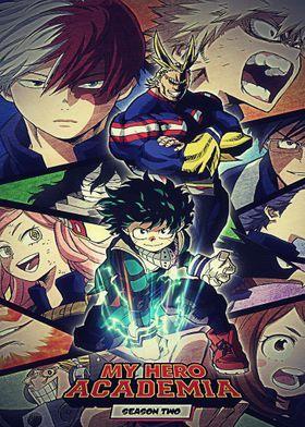 Metal Poster Heros
