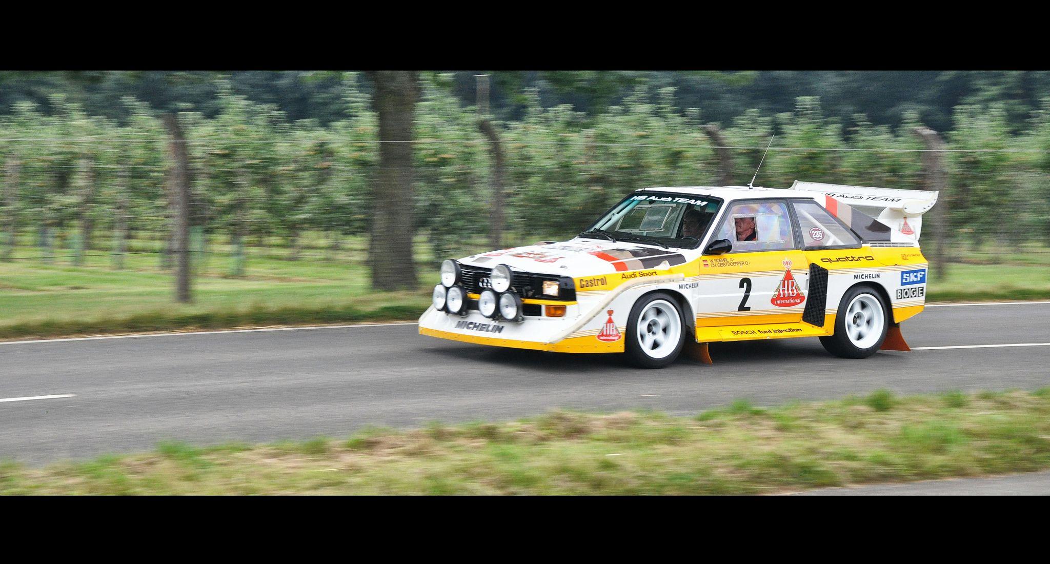 Audi Sport Quattro S1 - The Audi Sport quattro, full Audi Sport ...