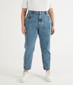 d075cbd70c5b Calça Jeans Mom com Aplicações Curve & Plus Size em 2019 | Products ...