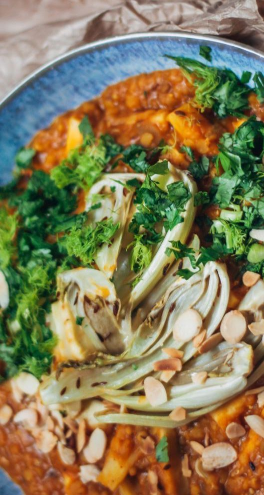 This Vegan Fennel And Parsnip Tarka Dal Could Easily Become