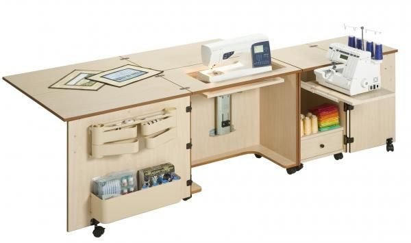 sewing machine/Serger tables and cabinets | 1050Q Dual(810Q&500 ...