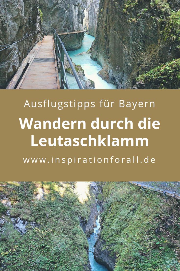 Photo of Leutaschklamm – wandern durch atemberaubendes Naturschauspiel