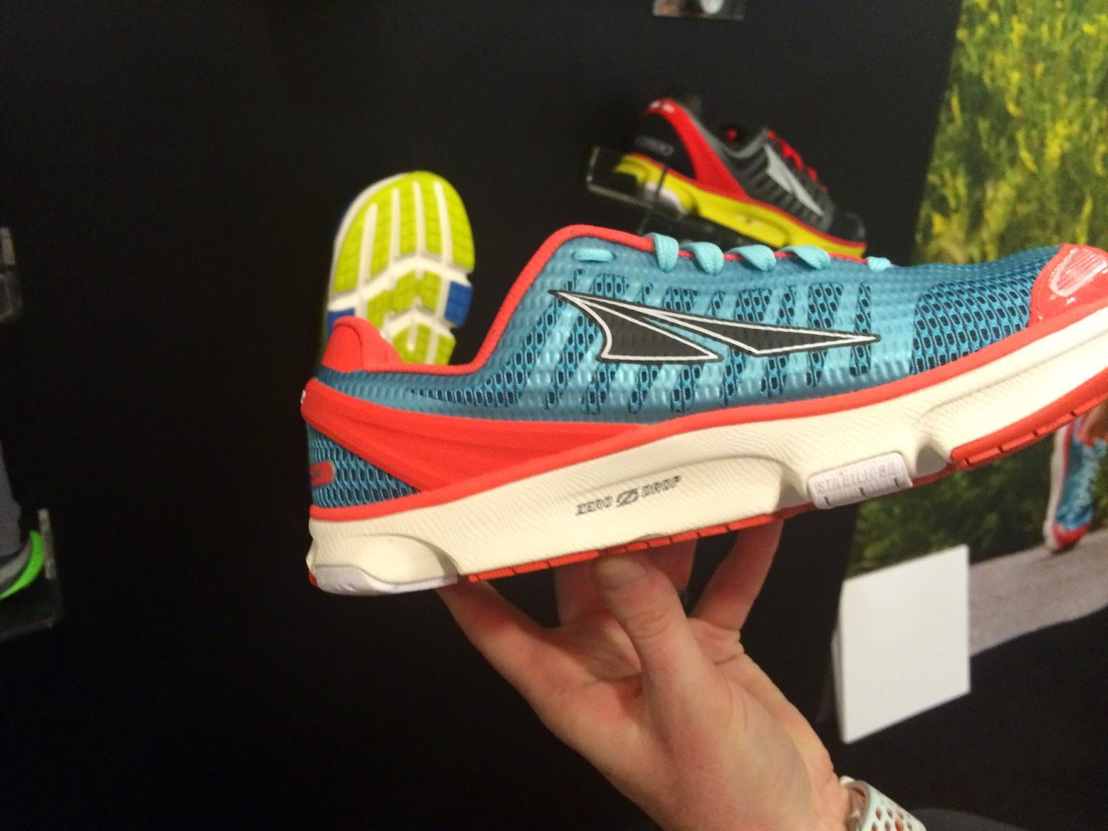 new style f472f fc1cc Sam s Running, People, Places, and Things.  Outdoor Retailer Summer 14