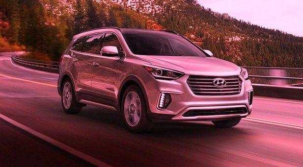 2020 Hyundai Santa Fe Sport Redesign