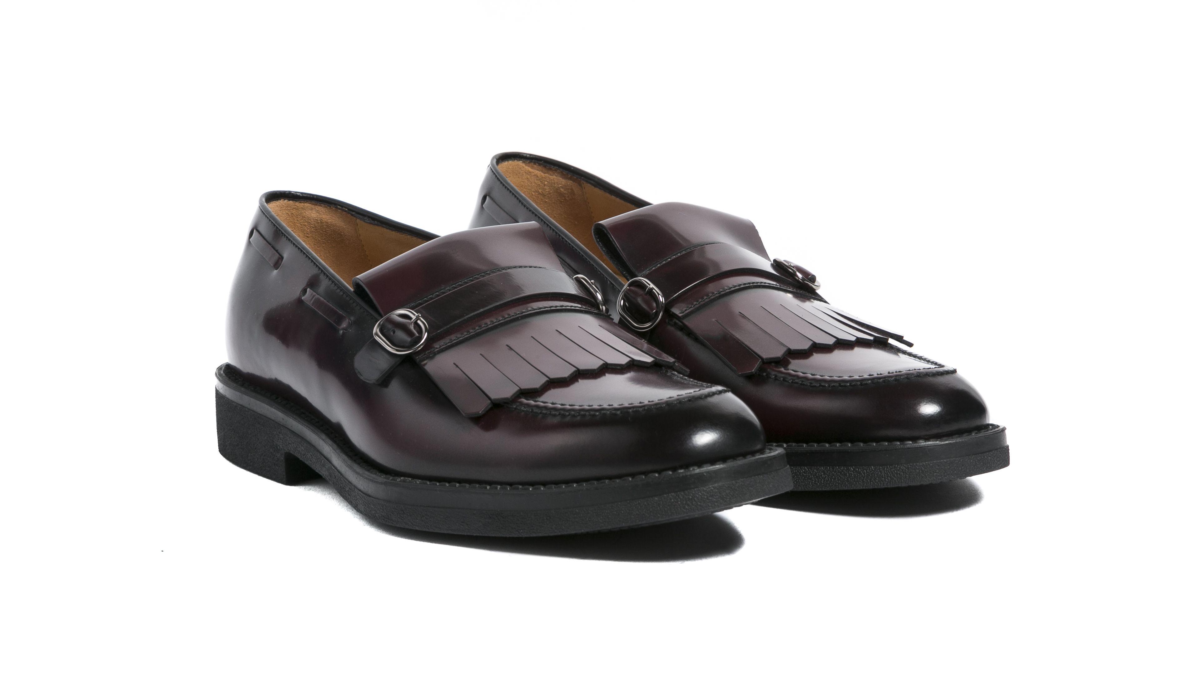 Zapatos Barrett Fw19 Zapatos Con Flecos Zapatos Italianos Zapatos Pintados A Mano