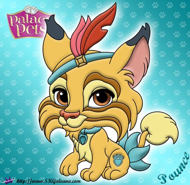 Disney Princess Palace Pet Pounce Coloring Page Princess Palace