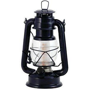 Amazon.com: Northpoint 12-LED Lantern Vintage Style, Dark Blue: Sports & Outdoors