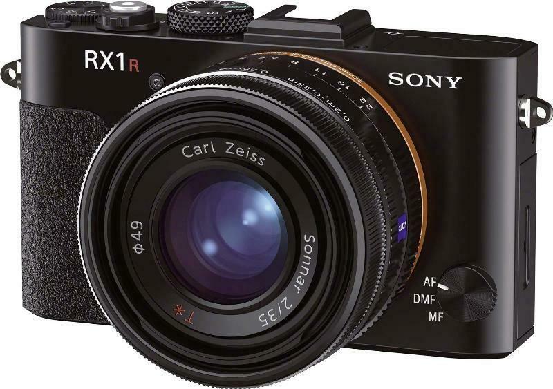 Ebay Digitalkamera Sony Digital Fotokamera Dscrx1r Ce3 Schwarz