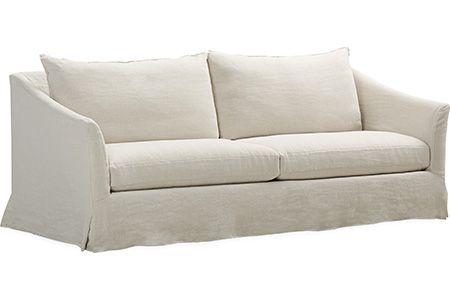 Lee Industries Slipcovered Sofa Living Room Sofa Furniture