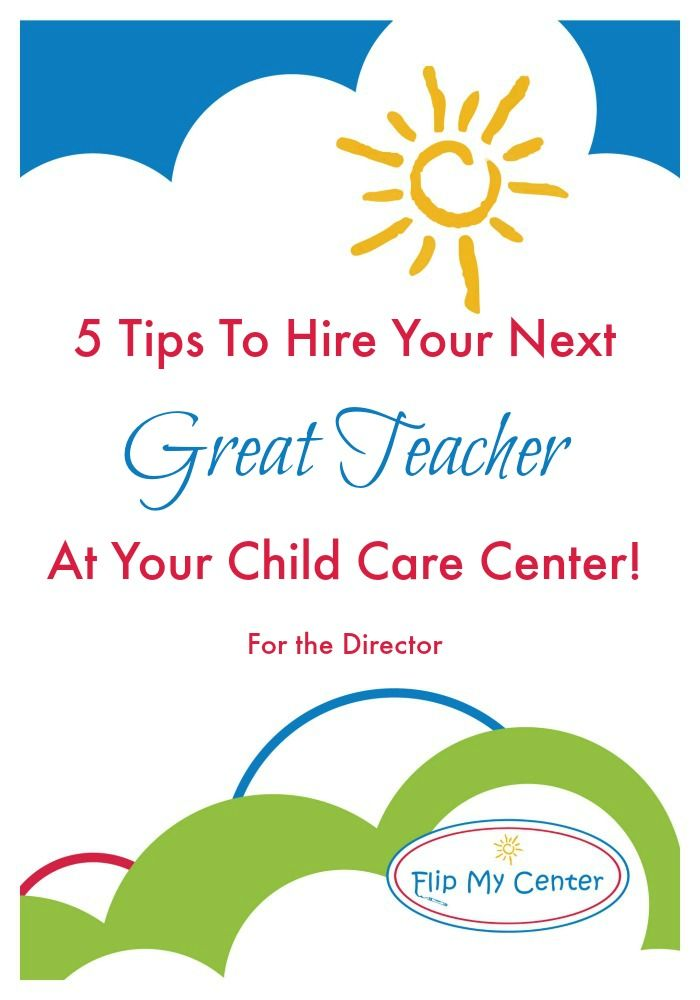 Interview Questions For Child Care Center Candidates Director
