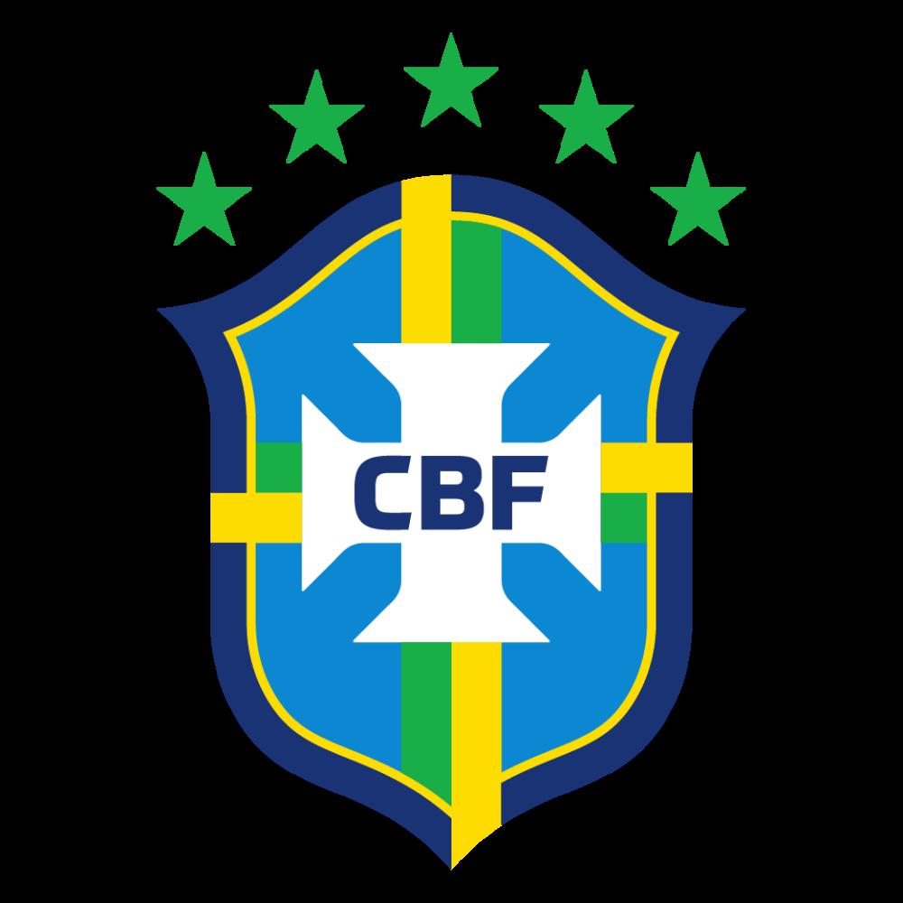 Brazilian Football Confederation Brazil National Football Team Logo Cbf Com Br In 2020 Football Team Logos National Football Teams Brazil Football Team