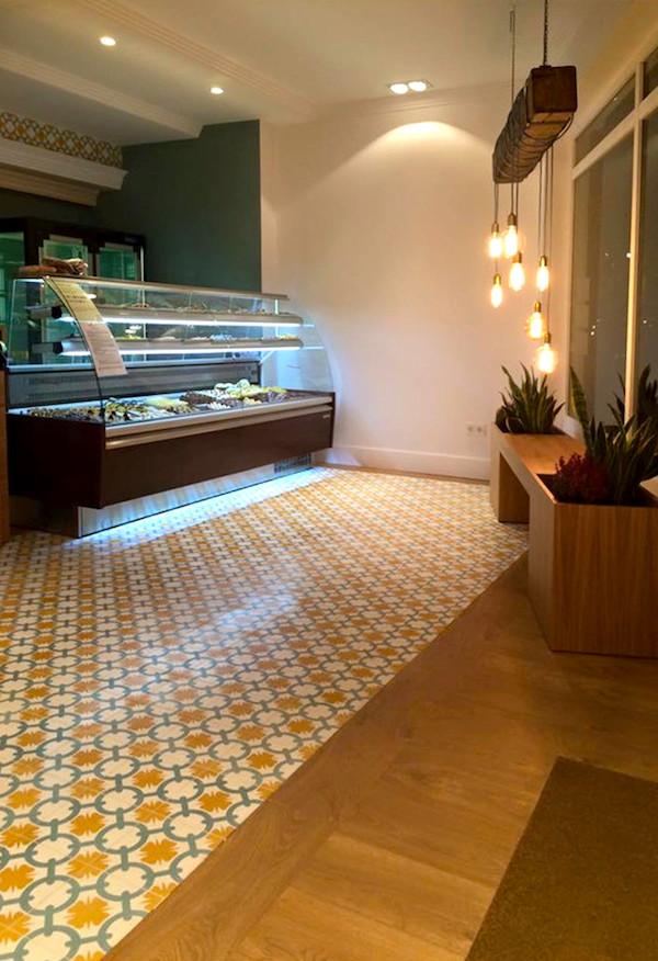 Pastelería El Carmen | La Factoría Plástica | Interiores ...