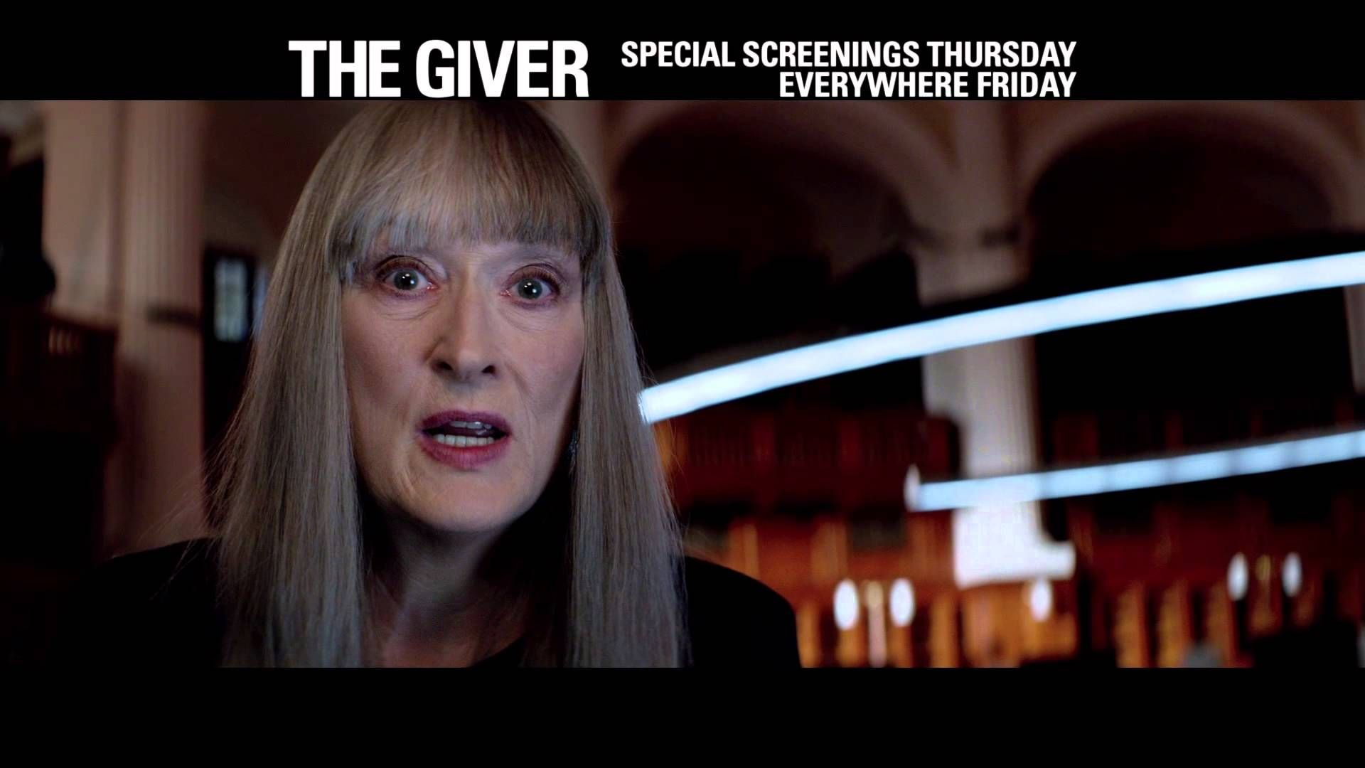 The Giver Love Clip The Weinstein Company The giver