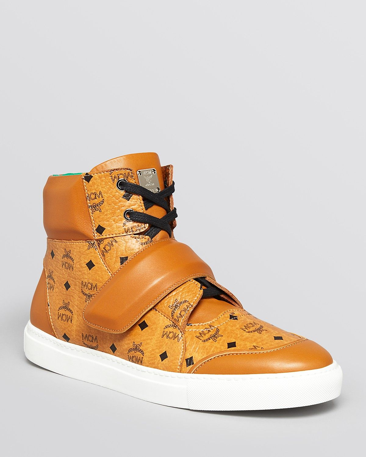7dfaeb31643 MCM Sneakers | MCM Visetos High Top Street Sneakers | Bloomingdale's ...