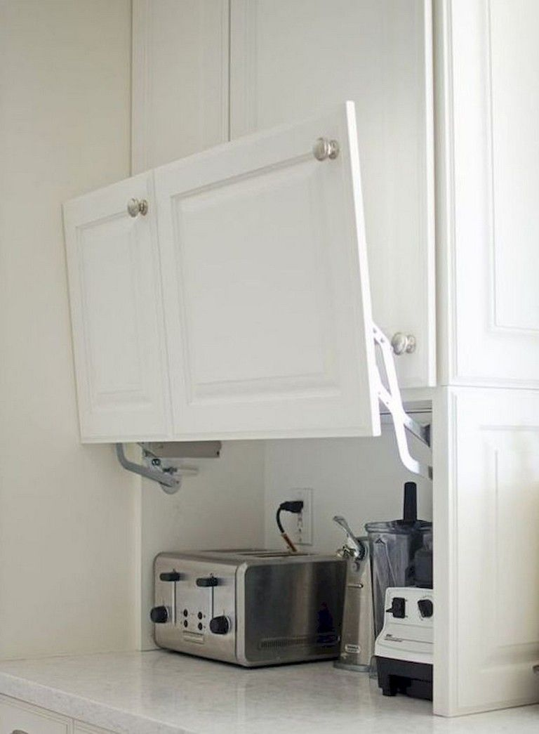 79+ Creative Small Kitchen Design & Organization Ideas #smallkitchenremodeling