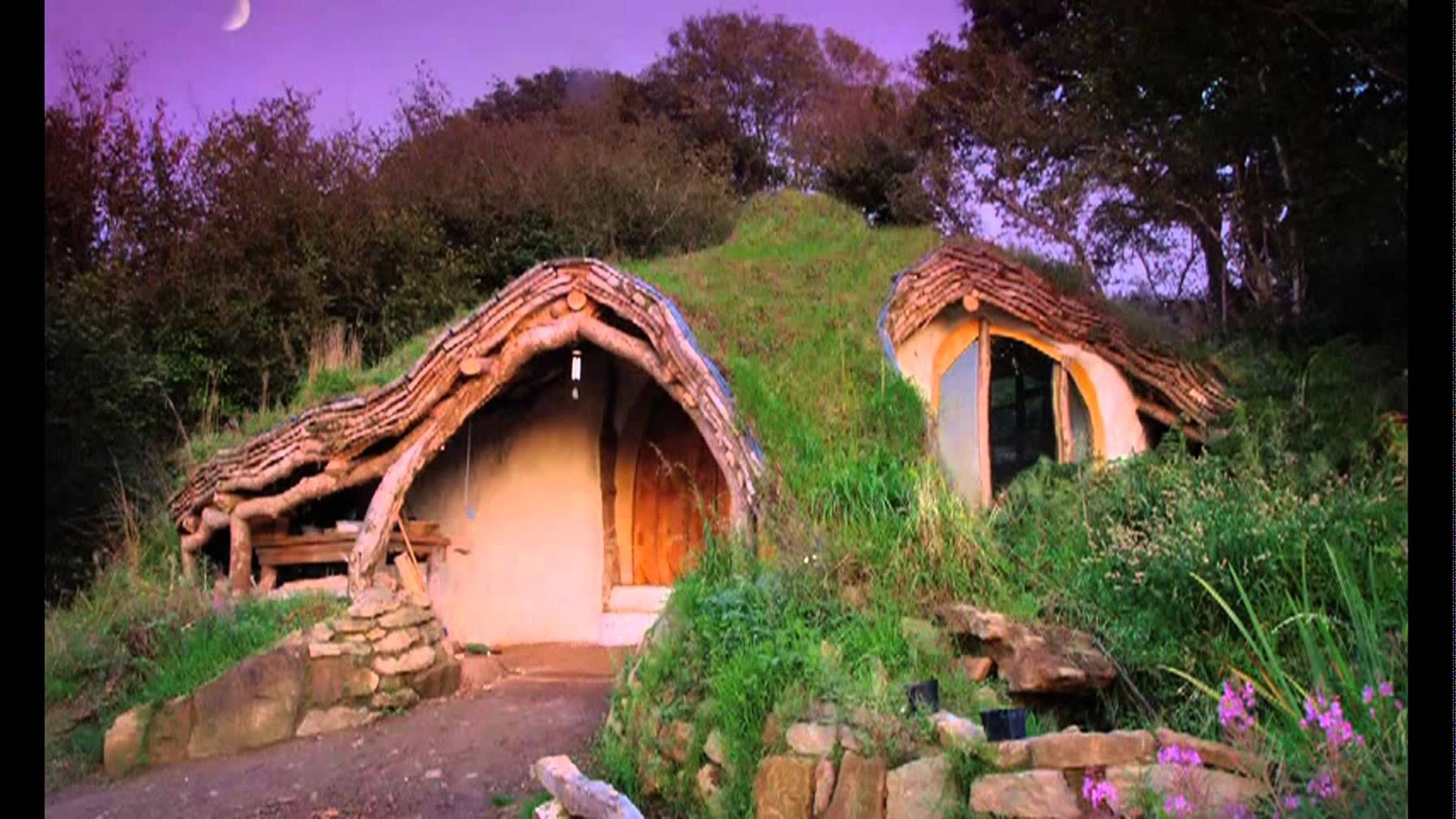 Green home design the hobbit tiny house design the 4500 self built