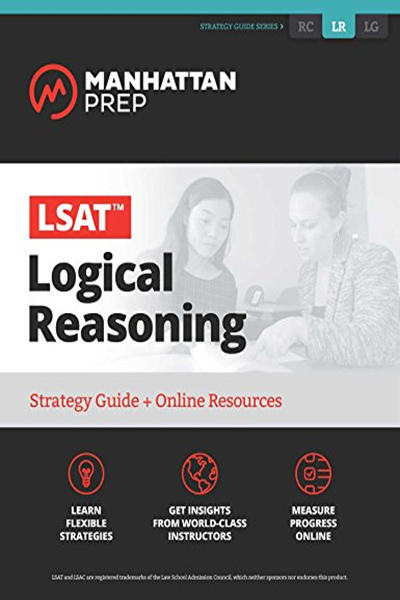 (2016) LSAT Logical Reasoning Strategy Guide + Online