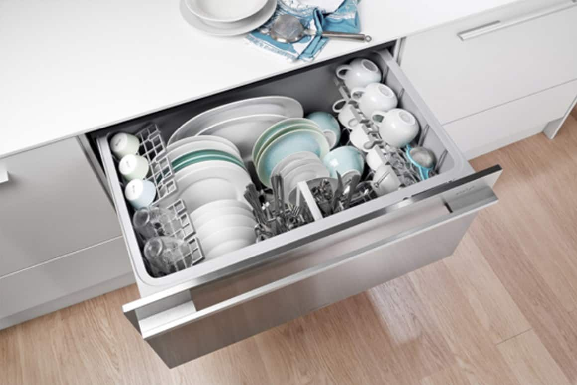 All About Drawer Dishwashers With Images Drawer Dishwasher