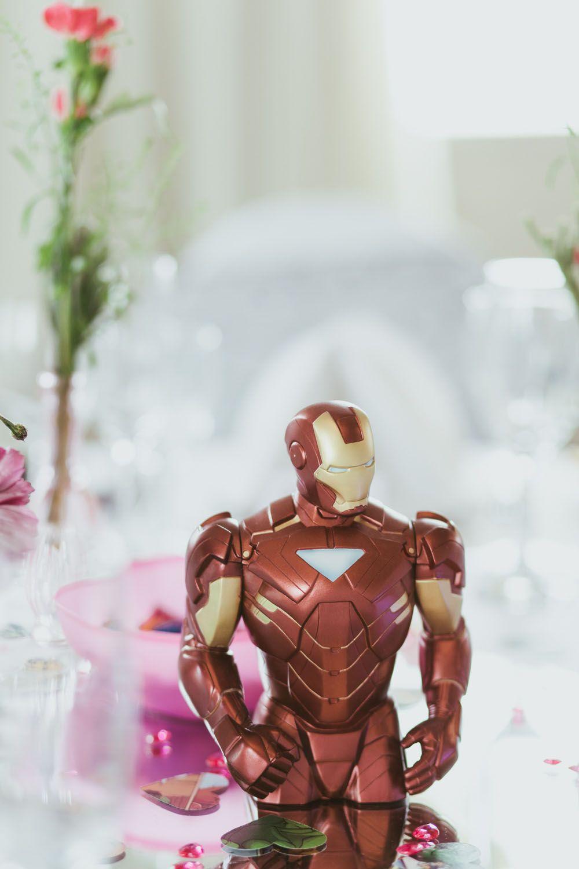 A Marvel Superhero & Lego Wedding · Rock n Roll Bride   Marvel ...