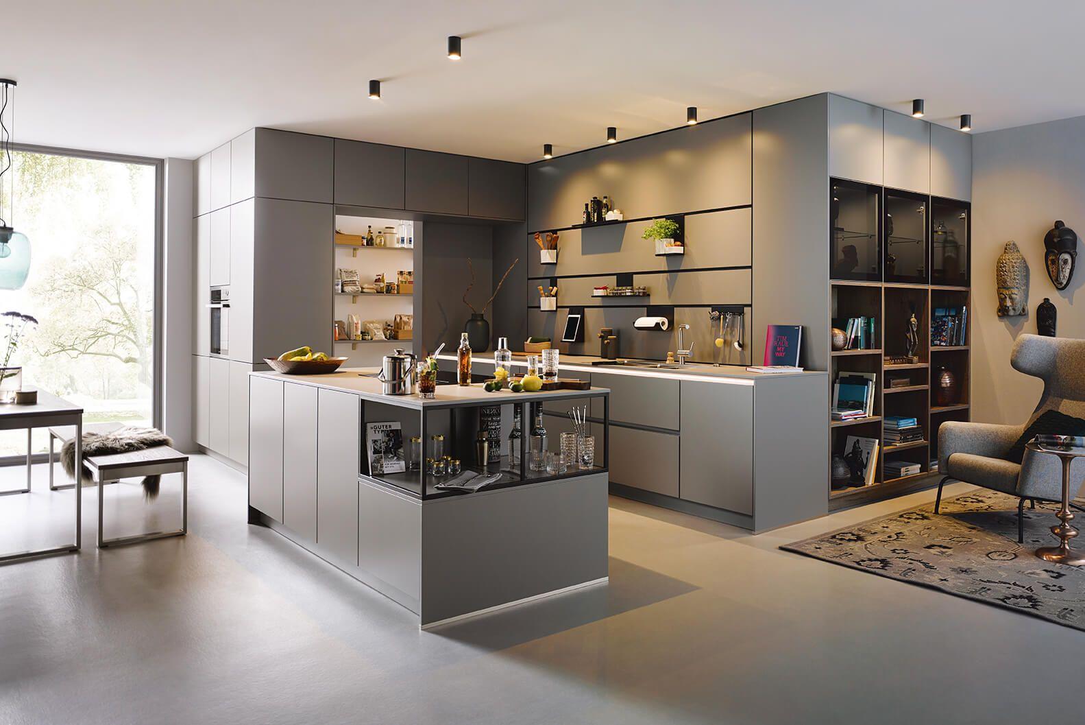 Onyx Black Kitchen Modern Kitchen Design Kitchen Room Design Kitchen Design